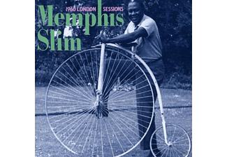 Memphis Slim - 1960 London Sessions - (Vinyl)