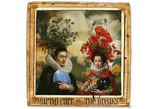 Martin Carr - The Breaks [LP + Bonus-CD]