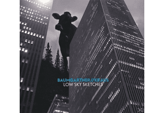 Baumgartner//Kraus - Low Sky Sketches - (CD)