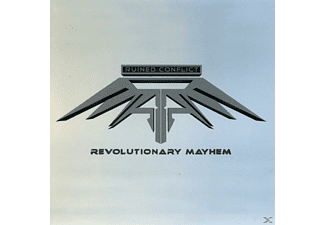 Ruined Conflict - Revolutionary Mayhem. - (CD)