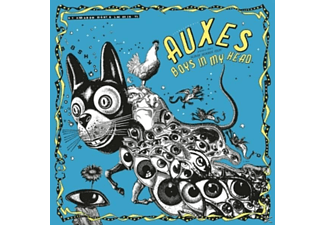 Auxes - Boys In My Head - (CD)