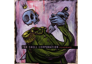 Shell Corporation - Mandrake (+Download) - (Vinyl)