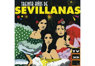 VARIOUS - 30 Anos Por Sevillanas - (CD)