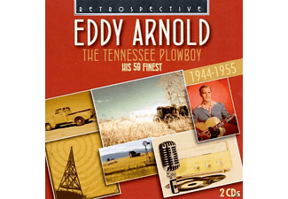 Eddy Arnold - The Tennessee Plowboy - (CD)