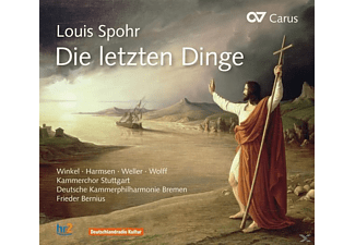 Bernius/Winkel/Kammerchor Stuttgart/+ - Die Letzten Dinge-The Last Judgment - (CD)