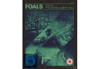 Foals - Live At The Royal Albert Hall - (Blu-ray)