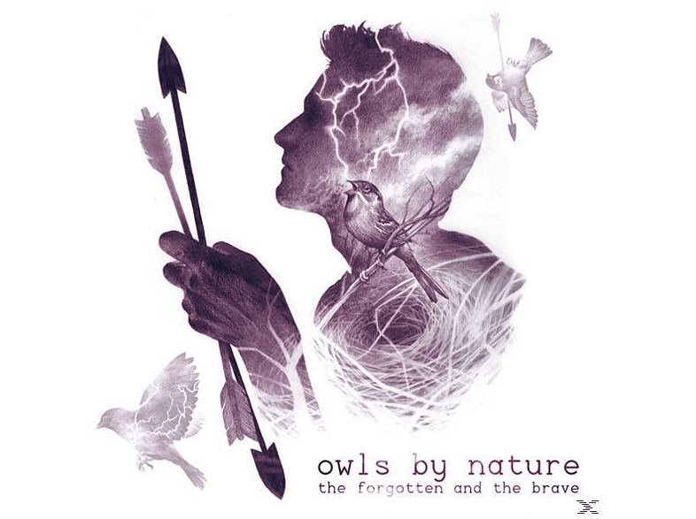 Owls By Nature - The Forgotten And The Brave [CD]