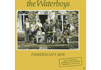 The Waterboys - Fisherman's Box - (LP + Bonus-CD)