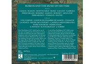 VARIOUS - Rubens and the musicians of his time [CD]