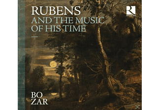 VARIOUS - Rubens and the musicians of his time - (CD)