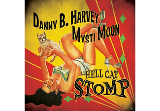 Danny B & Mysti Moon Harvey - Hell Cat Stomp - (CD)