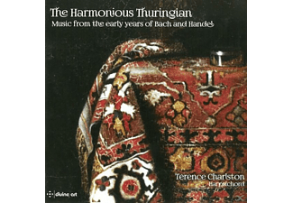 Terence Charlston - The Harmonious Thuringian - (CD)