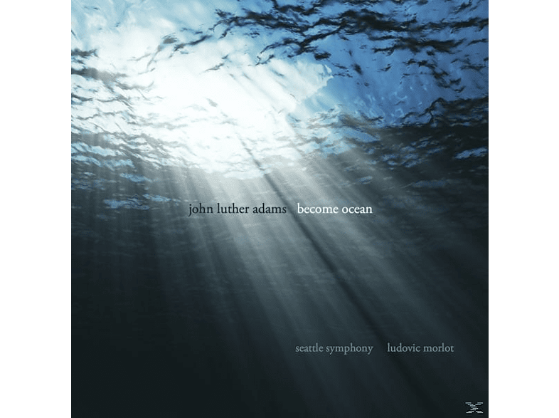 Ludovic/seattle Symphony Morlot - Become Ocean [CD]