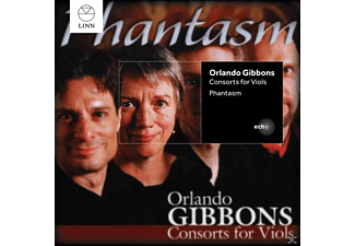 Phantasm - Consort for Viols - (CD)