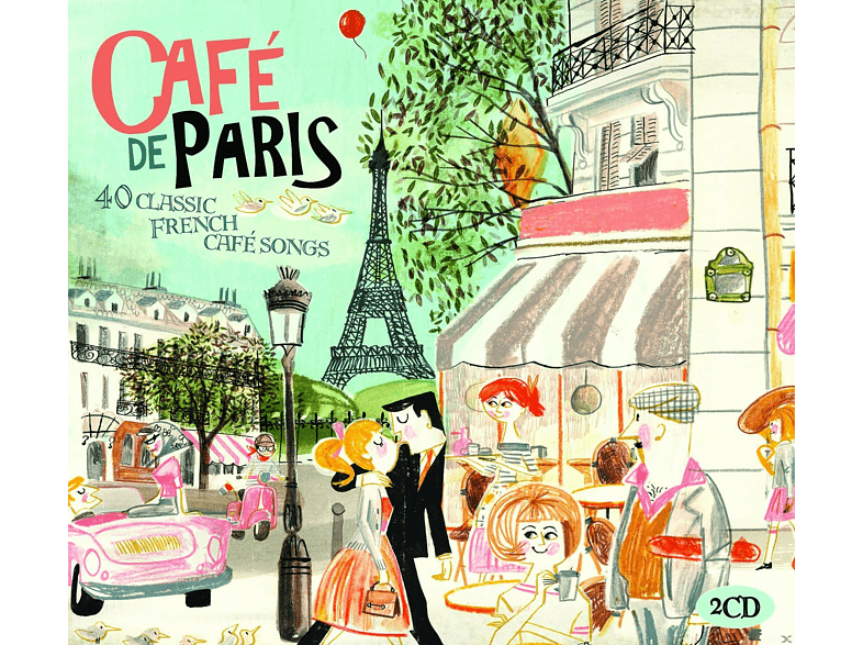 VARIOUS - Cafe De Paris [CD]
