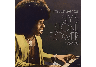 Sly Stone & Various - I'm Just Like You-Sly's Stone Flo - (Vinyl)