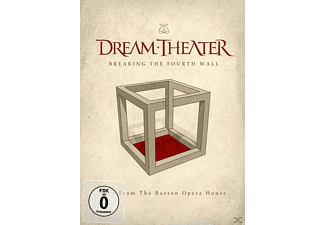 Dream Theater - Breaking The Fourth Wall - Live From The Boston Opera (Blu-ray)