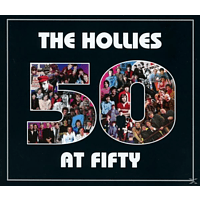 The Hollies - 50 At 50 [CD]
