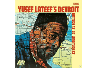 Yusef Lateef - Yusef Lateef's Detroit Latitude 42 30'longitude 83 - (CD)
