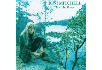 Joni Mitchell - For The Roses (CD)
