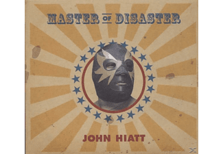 John Hiatt - Master Of Disaster - (CD)