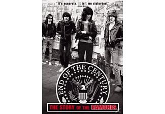 Ramones - END OF THE CENTURY - (DVD)