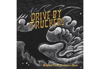 By Truckers, Drive-by Truckers - Brighter Than Creation's Dark - (Vinyl)