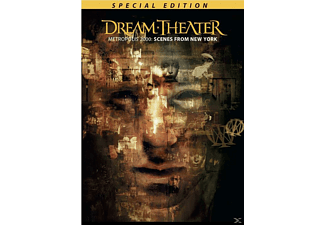 Dream Theater - METROPOLIS 2000 - SCENES FROM NEW YORK - (DVD)
