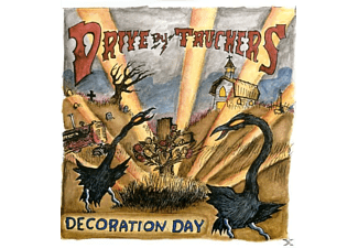 By Truckers, Drive-by Truckers - Decoration Day - (Vinyl)