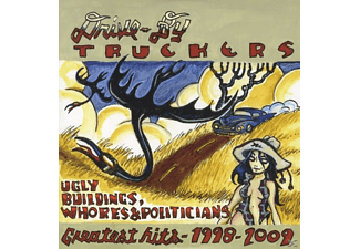 By Truckers, Drive-by Truckers - Ugly Buildings, Whores & Politicians - (Vinyl)