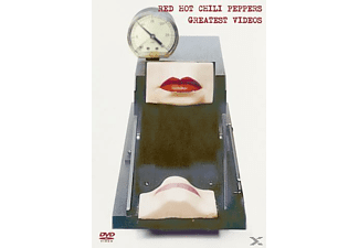 Red Hot Chili Peppers - GREATEST VIDEOS - (DVD)