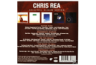 Chris Rea - ORIGINAL ALBUM SERIES [CD]