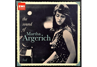 Martha & Various Argerich - The Sound Of Martha Argerich - (CD)