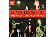 VARIOUS, Tennstedt, Tennstedt & Various - The Great Emi Recordings [CD]