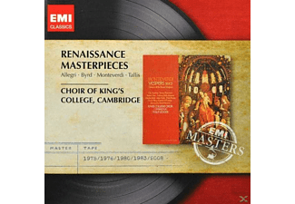 Choir Of Kings College Cambridge - Meisterwerke Der Renaissance - (CD)