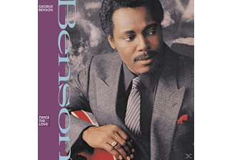 George Benson - Twice The Love - (CD)