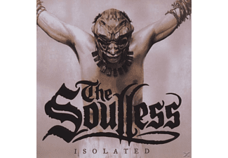 Soulless - Isolated [CD]