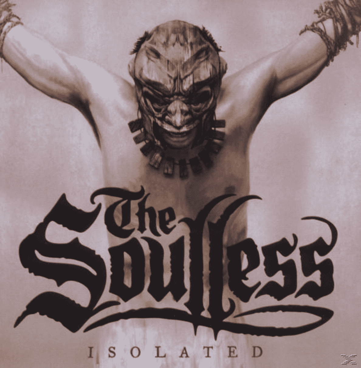 Soulless - Isolated - (CD)