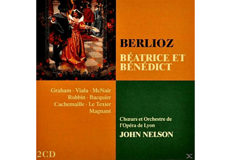 VARIOUS, Graham, Nelson, Cachemaille, Robbin, Le Texier, Viala - Beatrice Et Benedict - (CD)