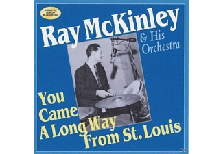 Mckinley Ray - You Came A Long Way From - (CD)