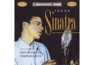 Frank Sinatra - First Definitive Performance - (CD)