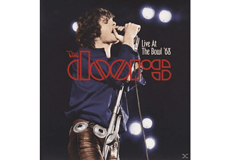 The Doors - Live At The Bowl'68 - (Vinyl)