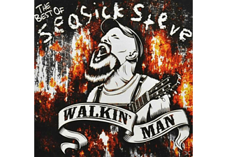 Seasick Steve - Walkin' Man (The Best Of Seasick Steve) - (CD)