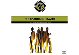 The Brand New Heavies - The Platinum Collection (CD)