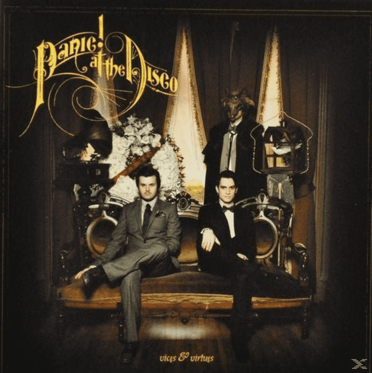 Vices & Virtues Panic! At The Disco auf CD