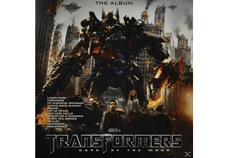 VARIOUS, OST/VARIOUS - Transformers-Dark Of The Moon - (CD)