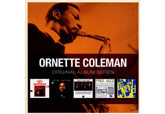 Ornette Coleman - Original Album Series - (CD)