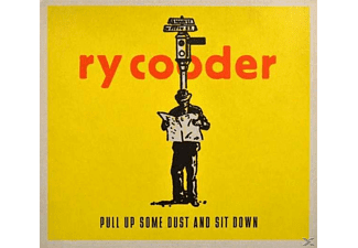 Ry Cooder - Pull Up Some Dust And Sit Down - (CD)