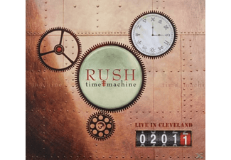 Rush - Time Machine 2011: Live In Cleveland - (CD)