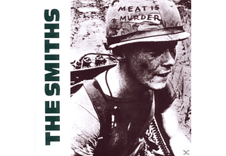 The Smiths - Meat Is Murder - (CD)
